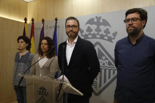 Antoni Noguera y José Hila explicarán esta mañana la medida.