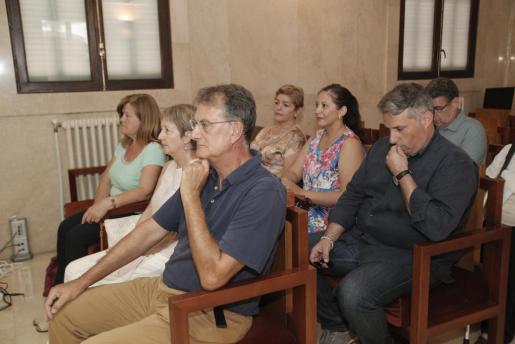 Lliteras admite dos años de prisión por desviar fondos para captar votos para UM.