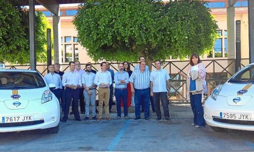 Baleares se suma a las comunidades que ya incluyen taxis cero emisiones de Nissan en su servicio.