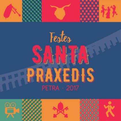 Petra vive las fiestas de Santa Praxedis.