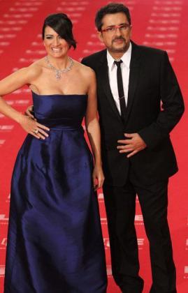 Silvia Abril y Andreu Buenafuente, en una imagen de archivo.