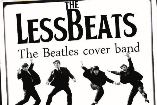 The LessBeats es una banda tributo a The Beatles.
