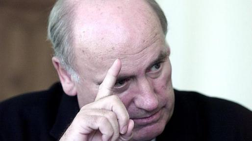 Fallece el exdiputado Joaquim Molins.