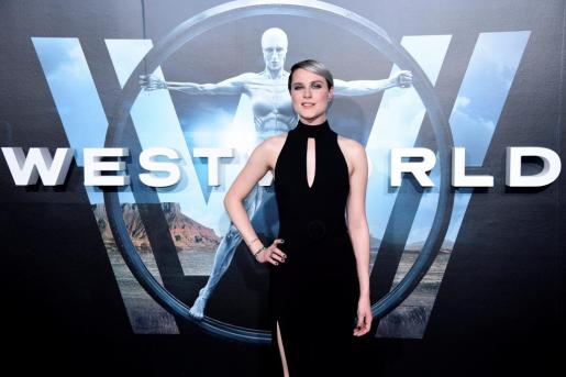 Evan Rachel Wood interprete de «Westworld».