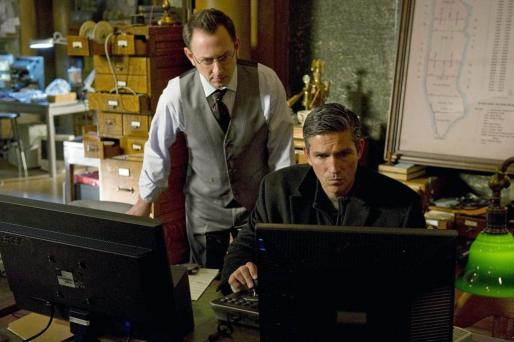 'Person of Interest' es una de las series analizadas.