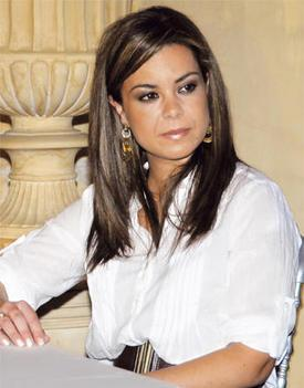 María José Campanario, en una imagen de archivo.