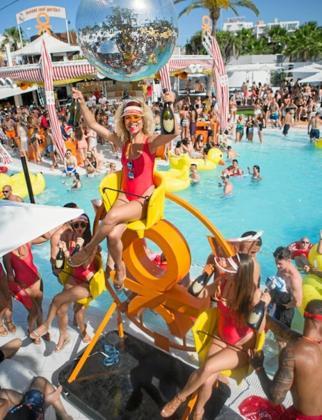 Este año han lanzado las pool party como novedad.