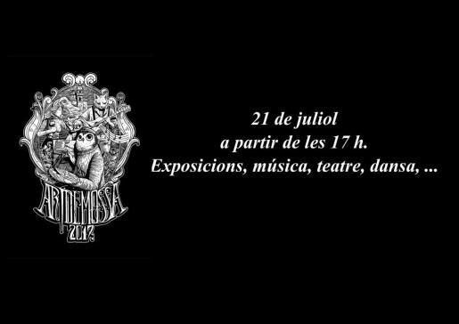 Artdemossa 2017 llena las calles del municipio de arte, música, danza y teatro.