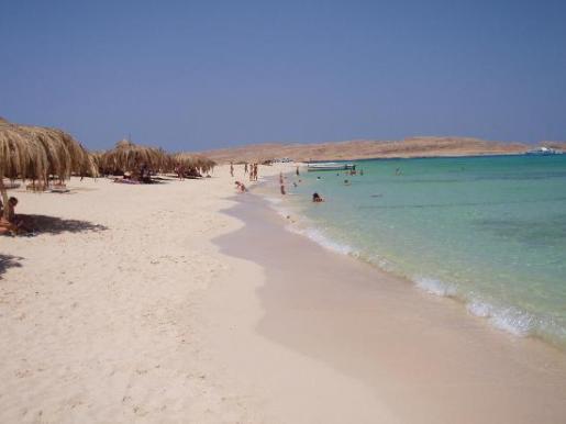 Imagen de la playa donde ha tenido lugar el suceso.