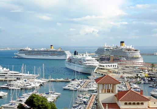 Una de las novedades del impuesto es que lo pagarán todos los cruceristas, más allá del tiempo que pasen en la Isla.