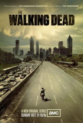 El rodaje de la octava temporada de 'The walking dead' se ha suspendido temporalmente tras el fallecimiento de un especialista.