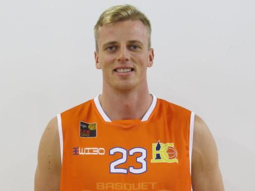 Gedeminas Zyle es la nueva incorporación del Iberostar Palma.