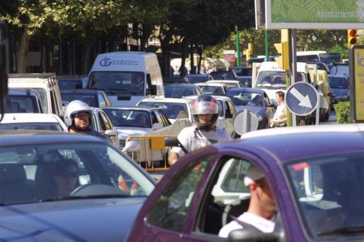 Baleares es la Comunidad Autónoma con mejores conductores urbanos, con una media de 19,23 incidencias por cada 100 kilómetros urbanos realizados, menos de la mitad que el resto de españoles.