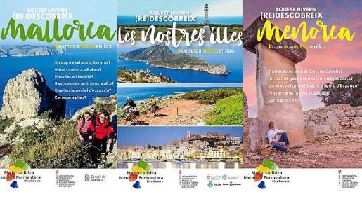 Aprovechando el descuento de residente del 75 %, la Agencia de Turismo de Balears (ATB) iniciará una campaña para incentivar los viajes interislas durante este invierno.