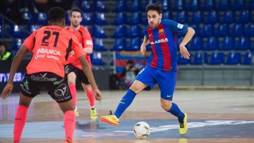 El Palma Futsal ficha a Diego Quintela.