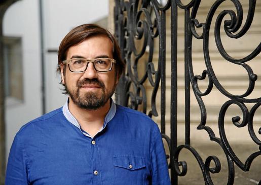 El director del Casal Solleric, Sebastià Mascaró.