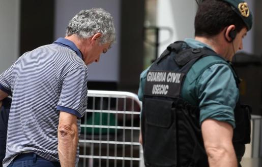 El presidente de la Federación Española de Fútbol se encuentra en los calabozos de la Guardia Civil en Las Rozas.