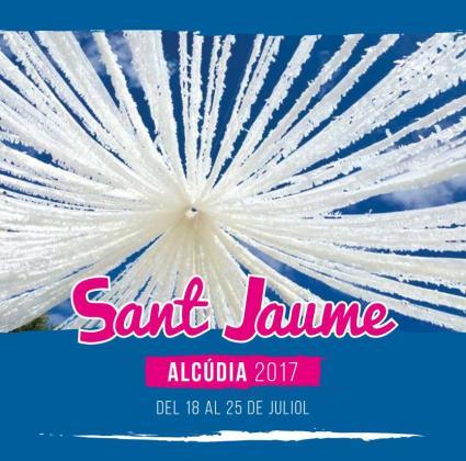 Alcúdia celebra sus fiestas de Sant Jaume 2017.