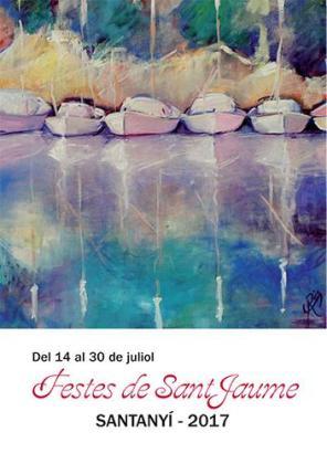 Santanyí celebra sus fiestas de Sant Jaume.