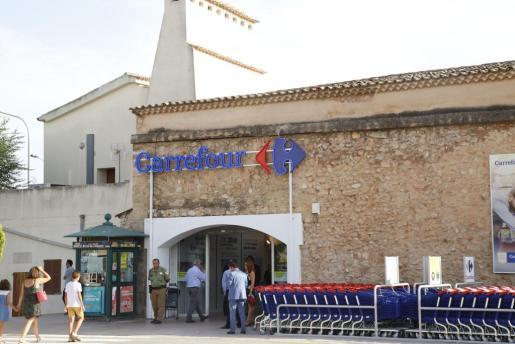 El de Son Cotoner será el quinto hipermercado de la cadena en Mallorca, donde cuenta ya además con siete supermercados Carrefour Express.