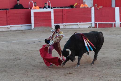 Imagen de una corrida de toros.