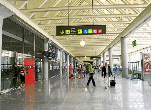 El Aeropuerto de Palma es el que prevé mayor número de visitantes.
