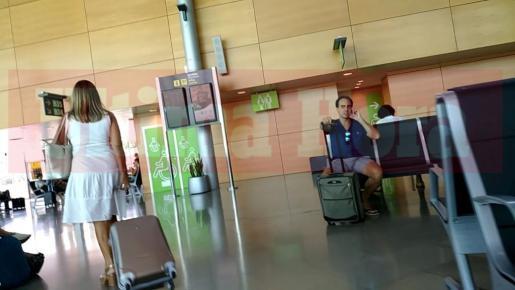 Álvaro Gijón se marcha a Ibiza tras prestar declaración ante Penalva por el caso Cursach.