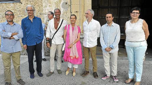 Andreu Aguiló, Jacobo Siruela, Benji Liebamann, Marta Moriarty, Miquel Àngel March, Miquel Àngel Sureda y Aina Aguiló.