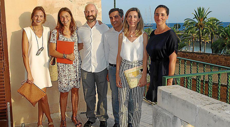 Entrega de premios y 'sopar' de verano en el Colegio de Arquitectos