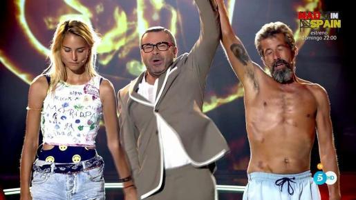José Luis se proclamó vencedor de 'Supervivientes 2017'.
