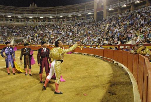 El pacte pretende impedir la celebración de corridas en Palma con la nueva regulación.