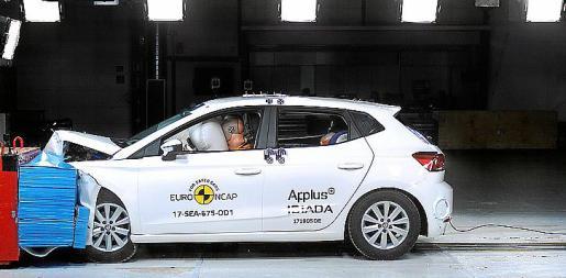 El Ibiza va más allá de los estándares actuales de Euro NCAP.