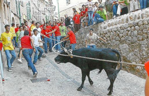 Por primera vez en muchos años la fiesta no se celebrará con un toro de lidia.