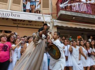 Fiestas de La Patrona 2017 en Pollença