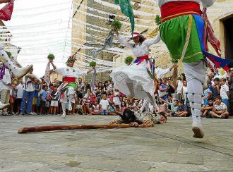 Sant Jaume presume de Cossiers en Algaida
