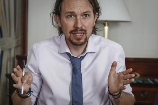 El líder de Podemos ha reaccionado en Twitter a la declaración de Mariano Rajoy en el juicio del caso Gürtel.