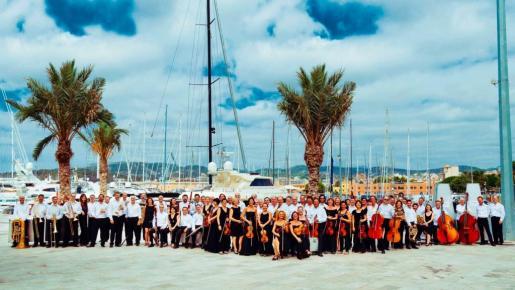 La Orquestra Simfònica de les Illes Balears protagoniza este concierto benéfico.