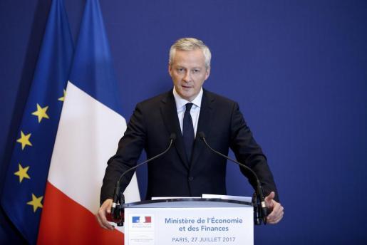 La regeneración de la vida pública es una de las grandes materias que debe afrontar el ejecutivo de Macron.