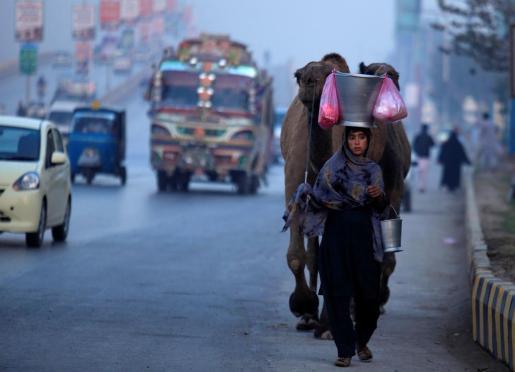 Los crímenes de honor aún son una lacra presente en zonas de Pakistán.