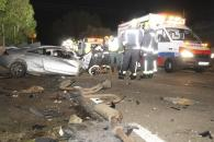 Grave accidente en sa Cabaneta