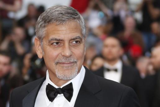 Fotografía de archivo del actor estadounidense George Clooney.