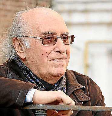 El escritor mallorquín Joan Veny i Clar.