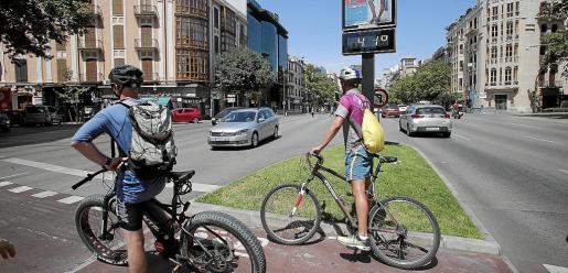 Mallorca seguirá este miércoles con temperaturas muy altas, en torno a los 40º en el sur y el interior.
