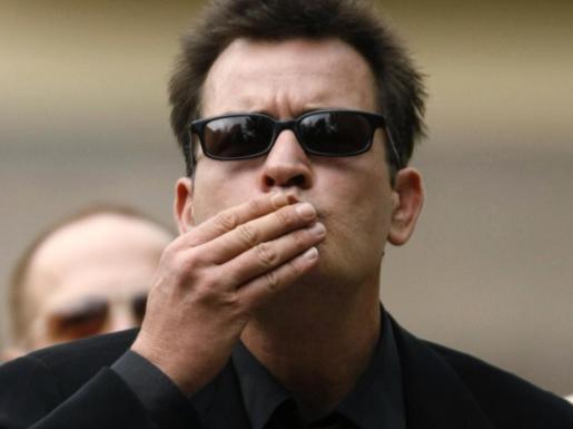 Charlie Sheen, en una imagen de archivo.