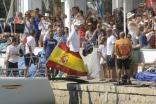 'Rats on fire' se adjudica la 36 edición de la Copa del Rey de Vela; el 'Aifos' del rey Felipe acaba quinto
