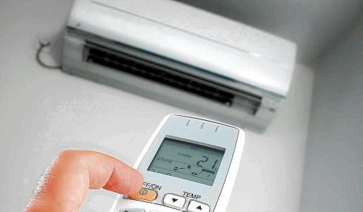 Las altas temperaturas han disparado las peticiones de presupuesto para aparatos de aire.