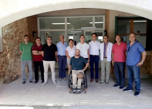 Esta iniciativa persigue adaptar los centros de salud a las personas con movilidad reducida.