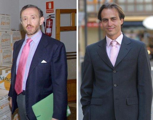 Eduardo Inda y Álvaro Gijón.