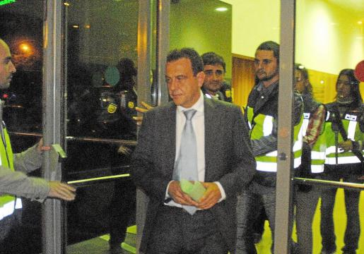 El fiscal Pedro Horrach, en un registro del 'caso Can Domenge'.