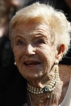 La princesa Antonietta de Mónaco, fallecida hoy.
